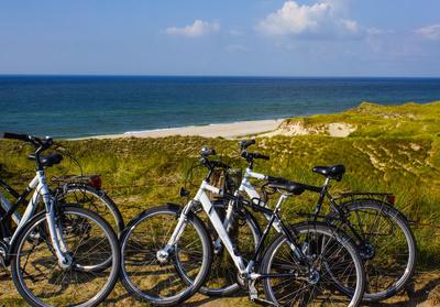 Insel-Urlaub mit Rad