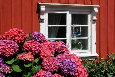 Häuschen in Schweden