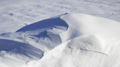 Schneeverwehung IV