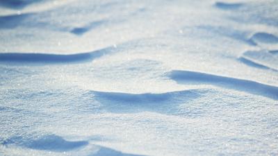 Schneeverwehung VII