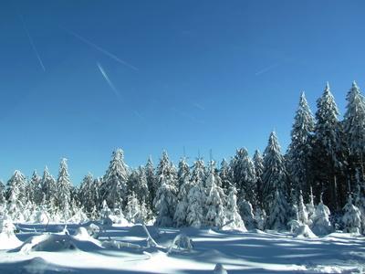 ... so sieht Winter aus ...
