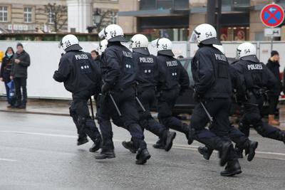 Polizei Einsatz