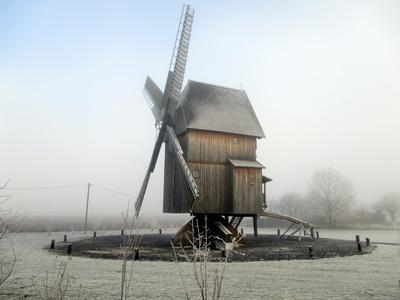 Bockwindmühle und die Schlacht in Jena 1806