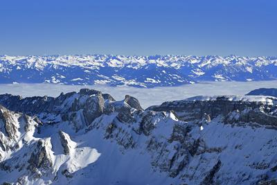 Kletterparadies Alpstein (Schweiz)