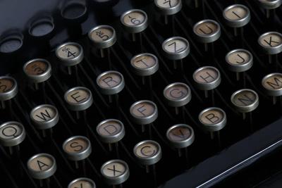 historische Tastatur