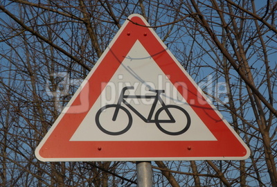 Achtung Radweg