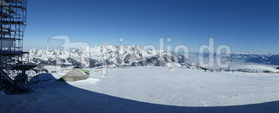 Panorama vom Chäserrugg (2306 m)