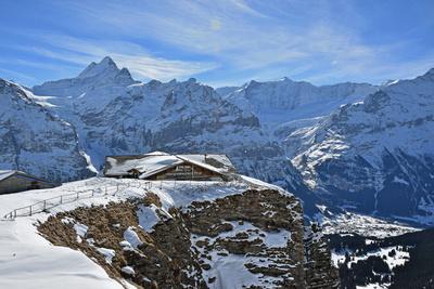 Bergstation First (2167 m)