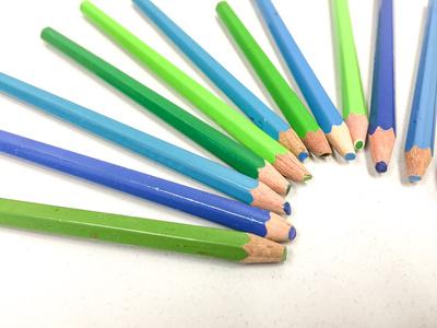Buntstift spitzen 1