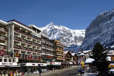 Touristenort Grindelwald