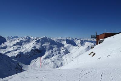 Auf dem Arosa-Weisshorn (2653 m)