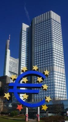 Alte Europäische Zentralbank EZB (Eurotower), Frankfurt am Main
