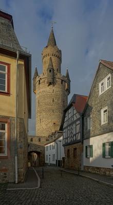 Burg Friedberg, Hessen