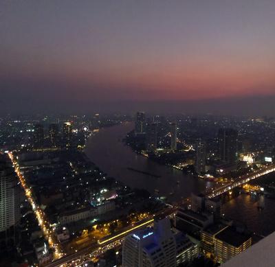 Nacht in Bangkok