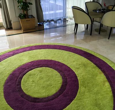 Blickfang Teppich