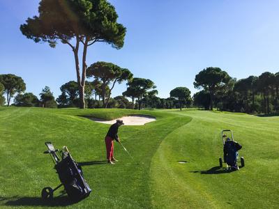 Golfplatz Montgomerie, Belek 3