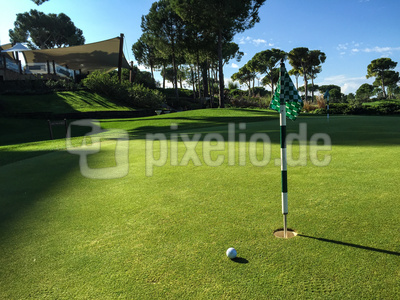 Putting-Green Montgomerie 2