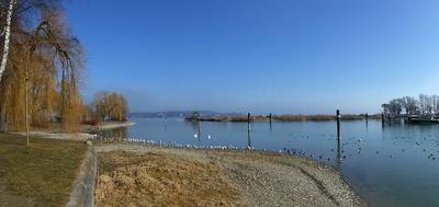 Monat März am Bodensee