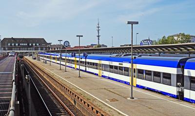 Kopfbahnhof Westerland (Sylt)