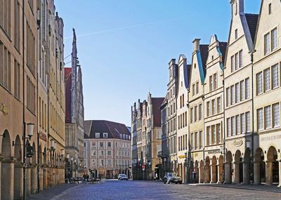 """Die """"Gute Stube"""" Münsters"""