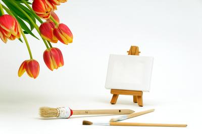 Frühlingsmaler II
