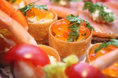 Fingerfood gemischt