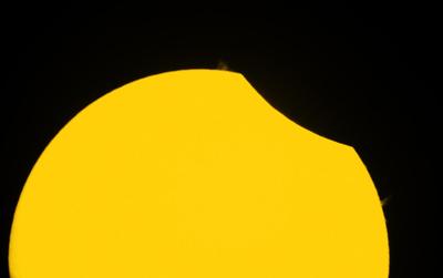 Partielle Sonnenfinsternis vom 20. März 2015