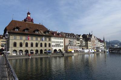 Städtebummel durch Luzern