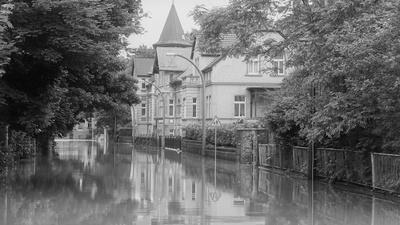 Hochwasser 2013 in Zeitz