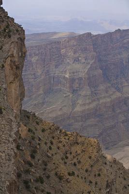 Jabal Shams Gran Canyon