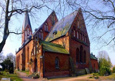 Dorfkirche Prohn