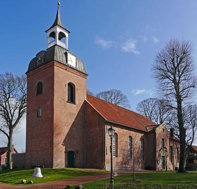 Die Stadtkirche von Wittmund