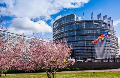Europa-Parlament Straßburg 3