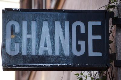 Zeit für Wandel