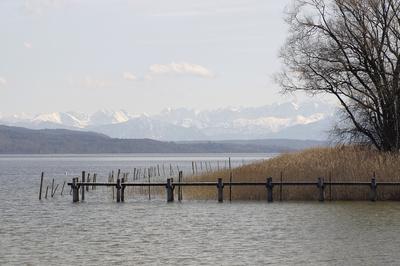 Vorfrühling am See