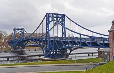 Die Kaiser-Wilhelm Brücke