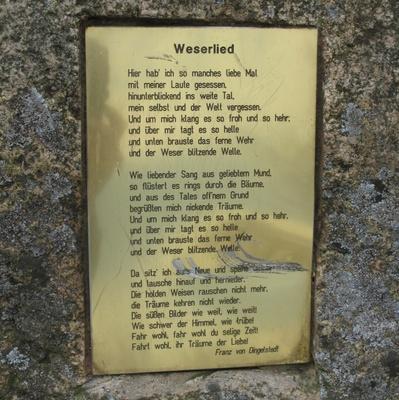 Das Weserlied