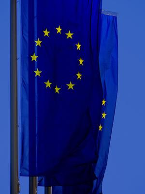 Europafahne .