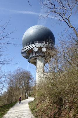 Radarstation Lägern / Aeroport Zurich
