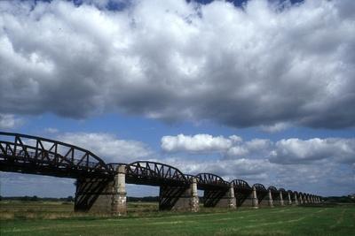 Alte Dömitzer Eisenbahnbrücke