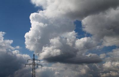 Der Himmel voller Energie
