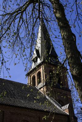 Kirchturm Fintel