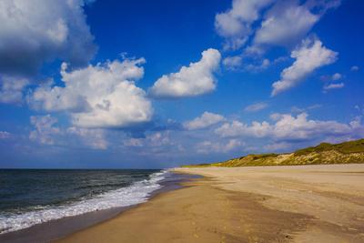 Weite Welt am Sylter Strand