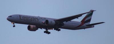 Flug emirates