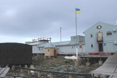 Antarktis - Vernadsky Station
