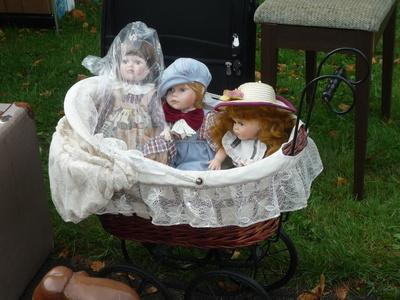 Schöne  Puppen