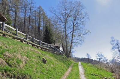Über dem Valle Leventina