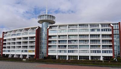 Modernes Appartmenthaus