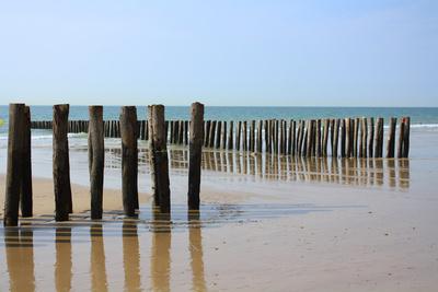 Strukturen am Strand