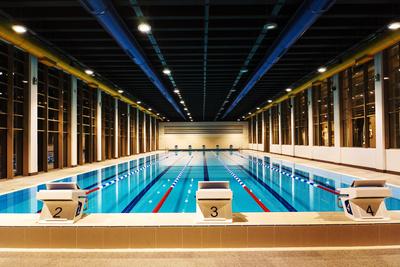 Schwimmen - Wettkampfbecken 2